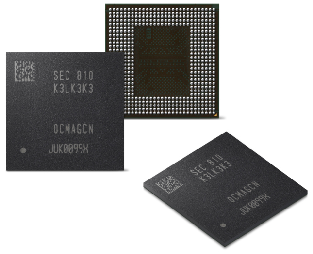 Samsung announces its first 8GB DDR5 RAM for mobile devices