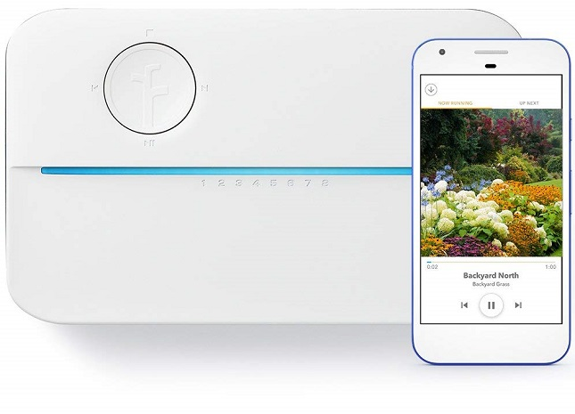 Rachio 3 Wi Fi Smart Lawn Sprinkler Controller With Alexa