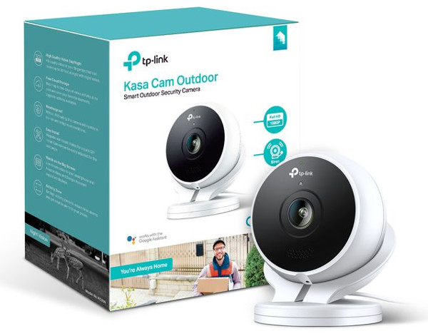 TP-Link launches Kasa Cam Outdoor Security Camera and Kasa Smart Wi