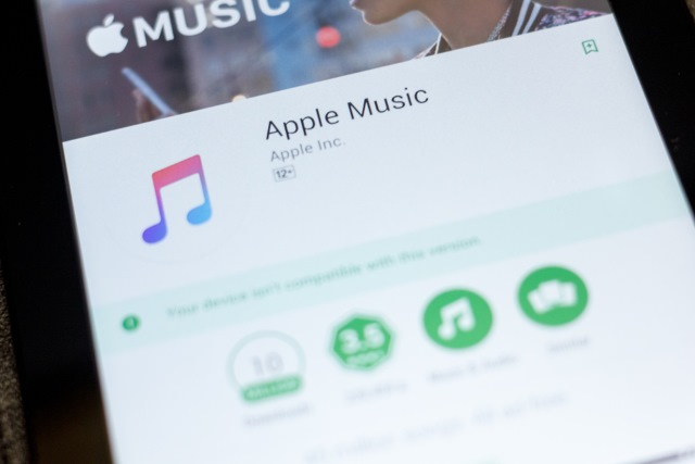 Apple Music may have just unseated Spotify in the US