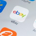 eBay mobile app icon