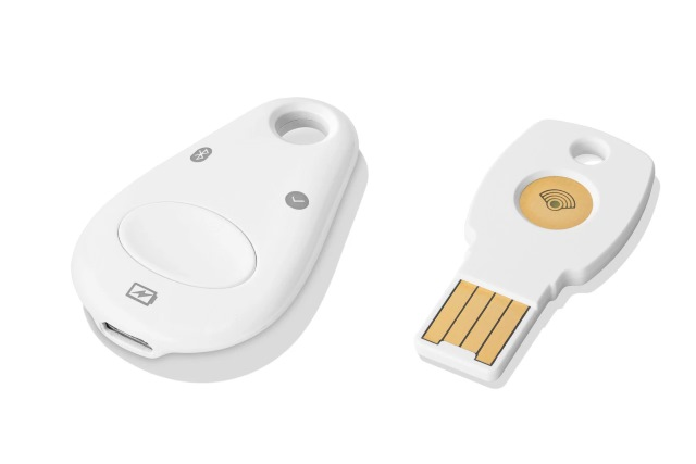 This is Google's Titan security key