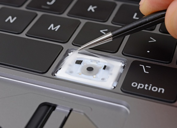 Teardown Reveals Why MacBook Pro 2018 Keyboard Is More Reliable, Quieter