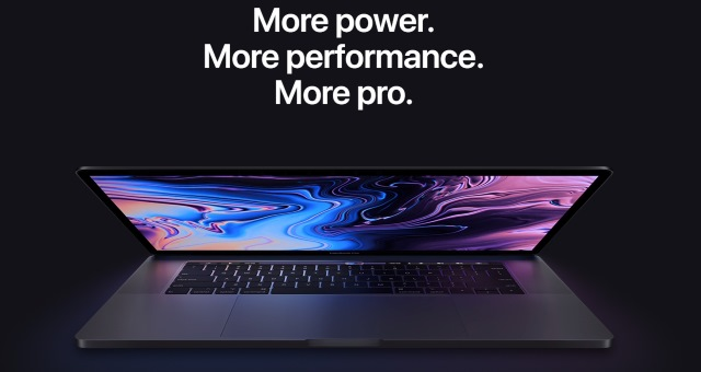 MacBook Pro slogan