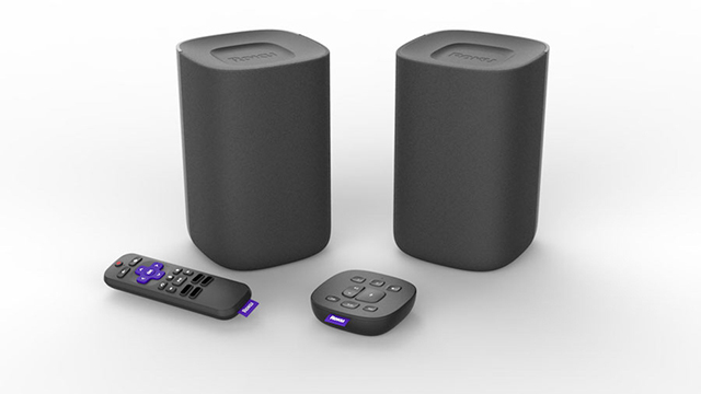 Roku moves into wireless speaker offering