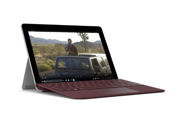 Microsoft releases several Surface Go videos on YouTube