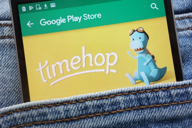 Data breach on Timehop app exposes details of 21 MILLION users