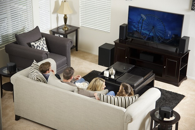 Save $150 on the Enclave Cinehome HD 5.1 Wire Free Home Theater System