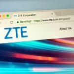 ZTE website