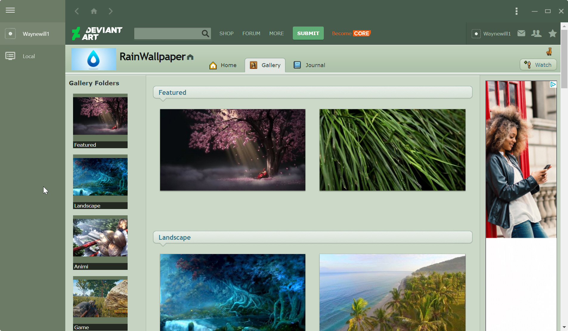 How To Add Amazing Live Wallpaper With Or Without Sound Windows And Even Create Your Own