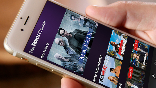 Roku's earnings dwarfed by it giving users even more free content