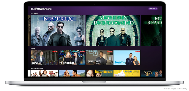 free movies sites for smart tv
