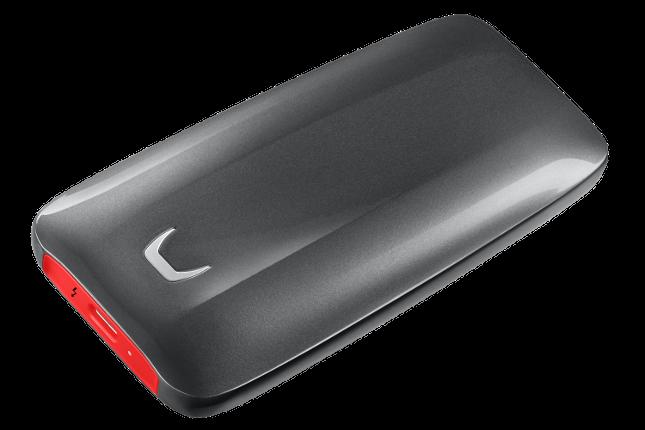 Samsung unveils blazing fast NVMe-based Thunderbolt 3
