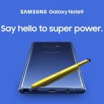 Samsung Galaxy Note9 leaked image