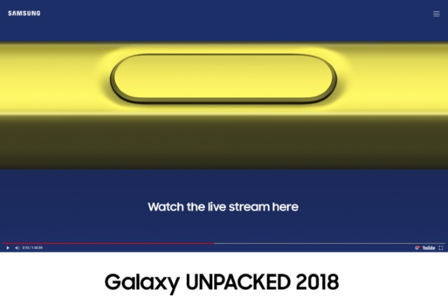 Galaxy Note 9 now available for pre-order in India