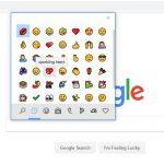 Google Chrome Emoji Context Menu