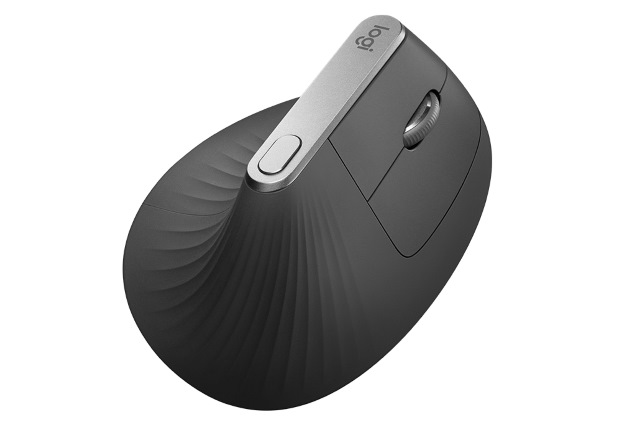 Logitech releases vertical mouse in MX series