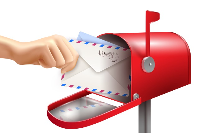 Vector mailbox