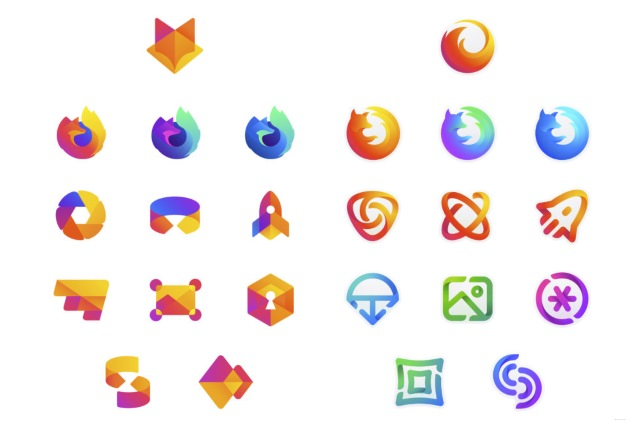 Firefox rebranding