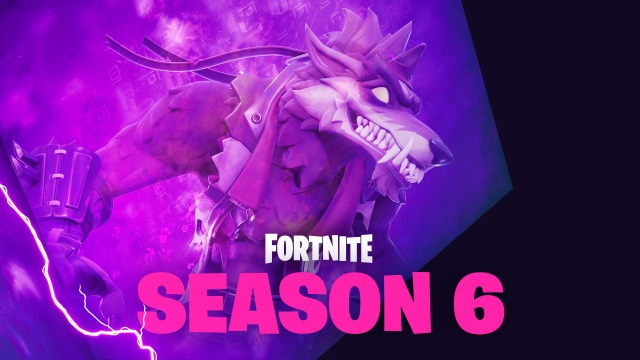 Fortnite season 6 intro