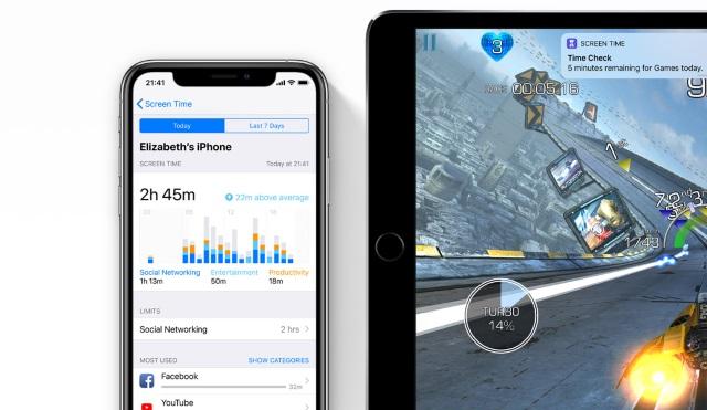 iOS 12 Bildschirmzeit