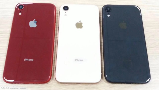 Apple to Limit Availability of New 6.1-inch iPhone Called iPhone Xr