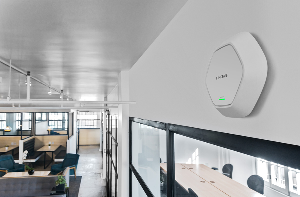 Linksys launches enterprise grade Wi-Fi network management for SMBs