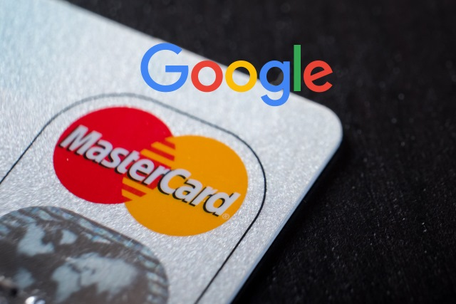 Google 'had a deal with Mastercard to track shopping habits'