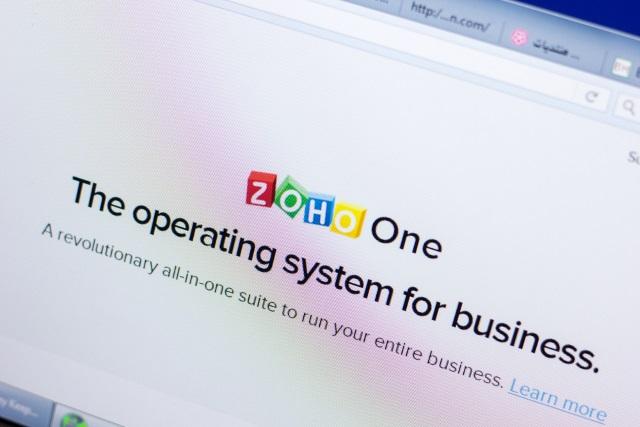 Zoho taken offline by domain registrar for phishing