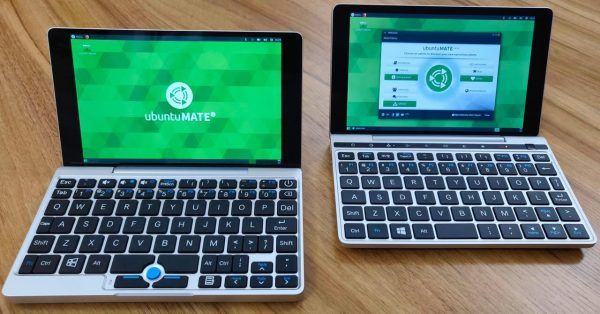 GPD Pocket devices get special Ubuntu MATE 18 10 Linux image