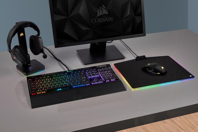 Corsair launches K70 RGB MK 2 LOW PROFILE mechanical gaming keyboards