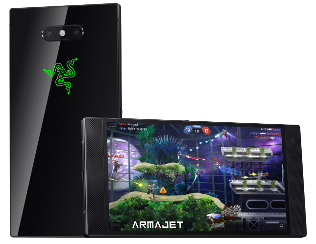 Razer Phone 2 Android 8 1 gaming smartphone puts Google Pixel 3 to shame