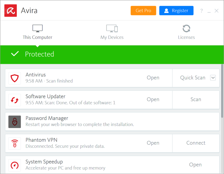 avira password manager pro review