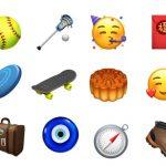 iOS 12.1 beta emoji