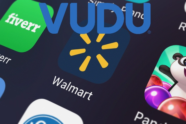 Walmart Vudu