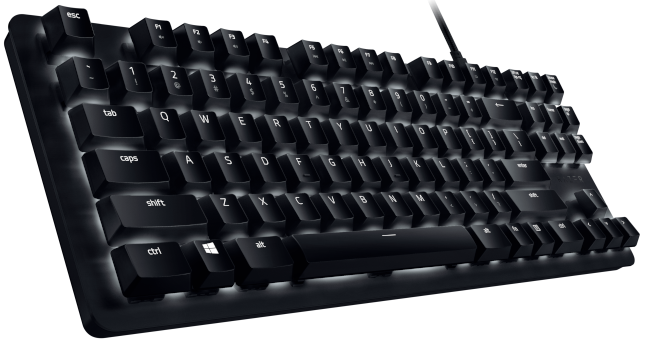 Razer launches compact and silent BlackWidow Lite mechanical gaming