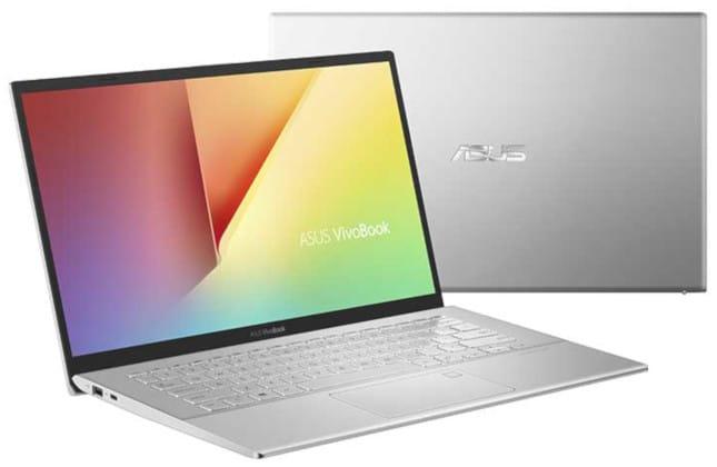 ASUS VivoBook 14 (X420) Windows 10 laptop has a 'frameless' display