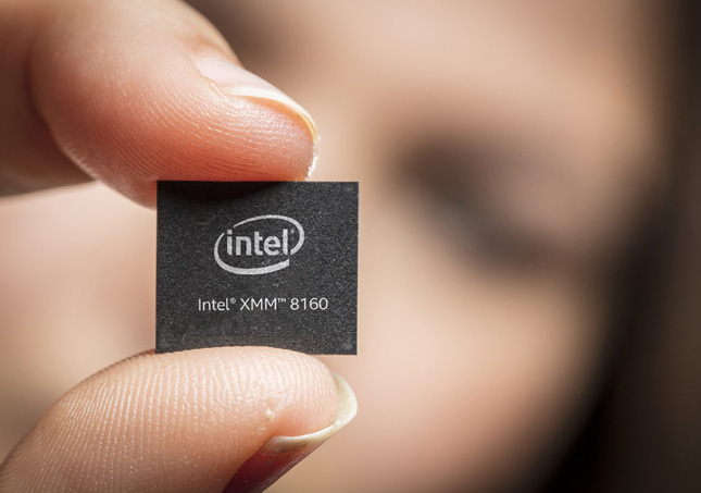 Intel XMM 8160 5G modem coming in 2019