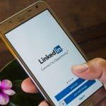 LinkedIn on Samsung mobile