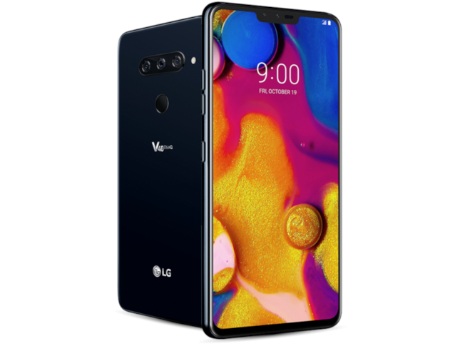 LG V40 ThinQ Android smartphone is quite delightful [Review]