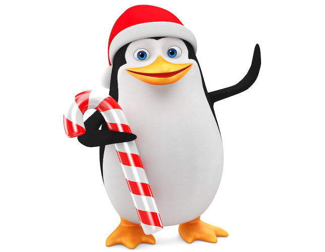 Visiting family for Christmas? | Linux org