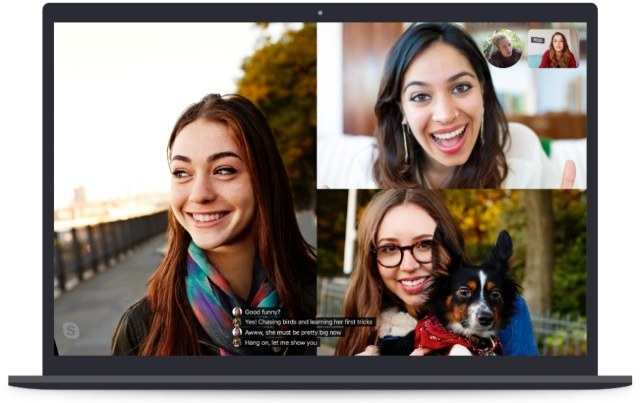 Skype Launches Live-Caption And Subtitles In Video Calls