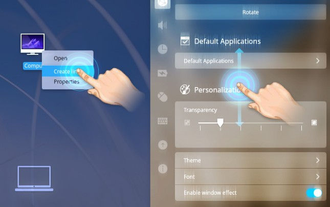 deepin 15 9 Linux distribution is here with new multi-touch gestures