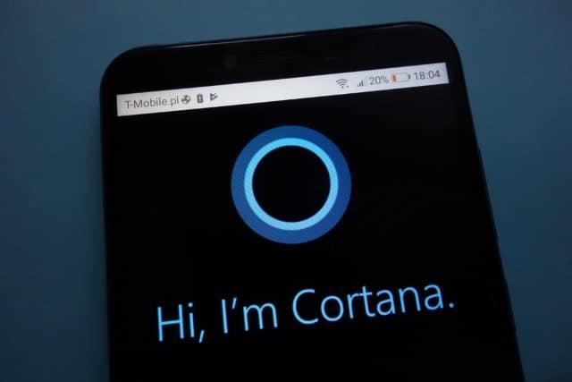 Hi, I'm Cortana