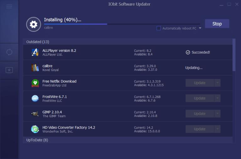 iobit software updater review