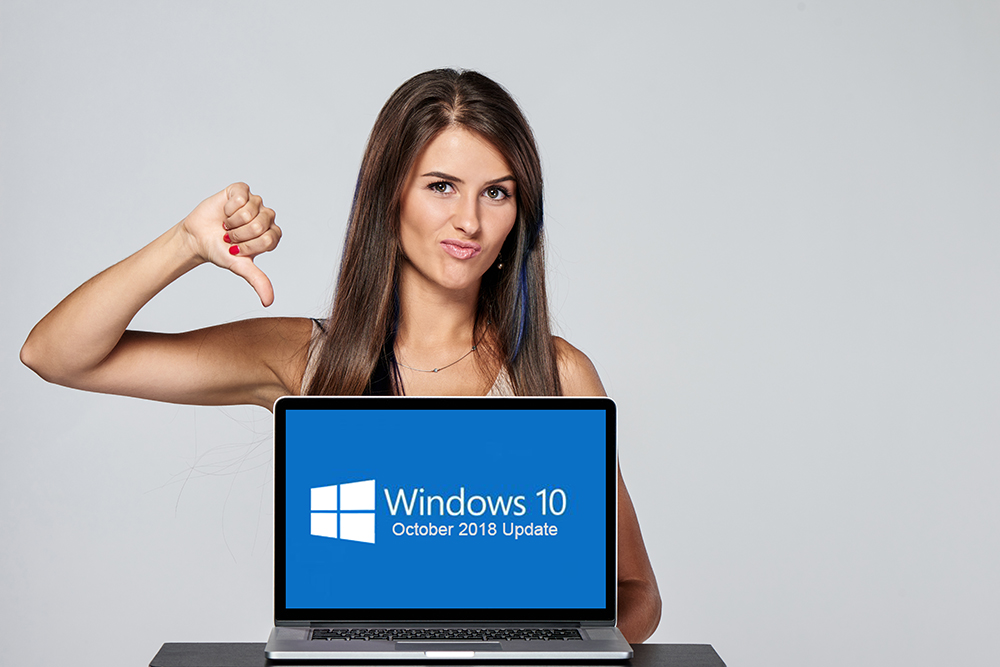 Most Windows 10 users still haven't installed the October