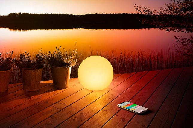 Flair Led Lampen : Eve flare is an apple homekit enabled color changing portable led