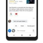 Google Assistant Messages