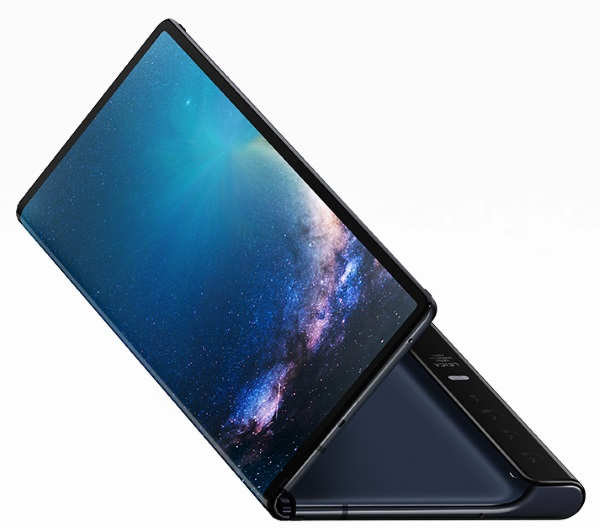 Huawei's Mate X is a seriously impressive folding 5G smartphone