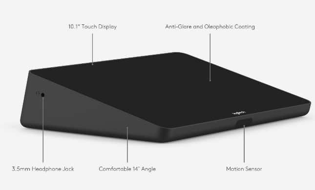 Logitech Tap Is An Elegant Touchscreen Controller For